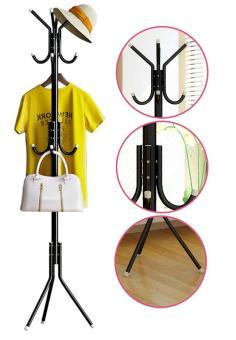 Pencarian Termurah Gantungan Baju Standing Hanger / Multifunction Stand Hanger - Hitam harga penawaran - Hanya Rp78.090