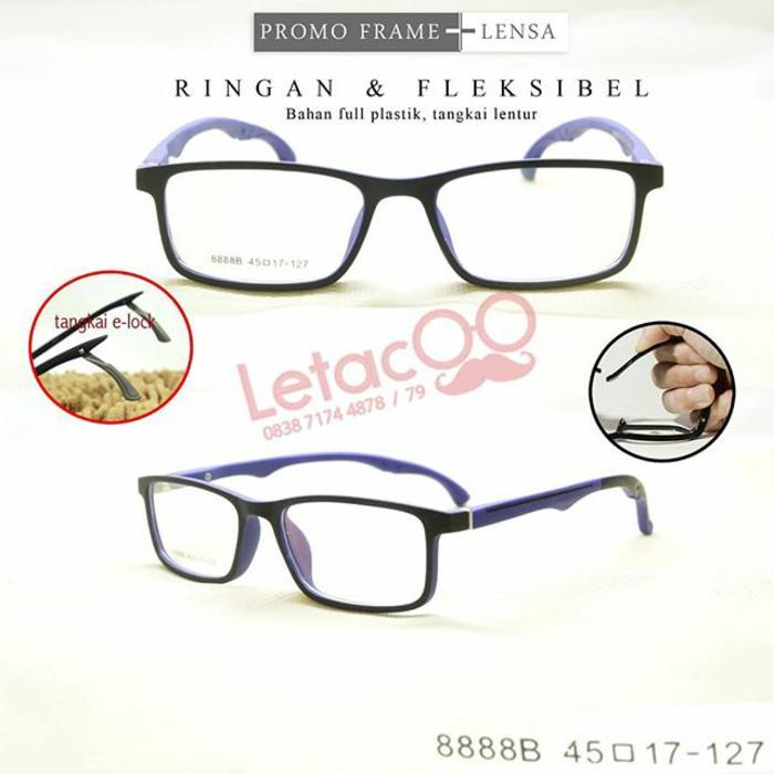 Promo Harga Kacamata Minus Anak Terbaru Termurah Bulan Ini Februari ... c43f554ff5