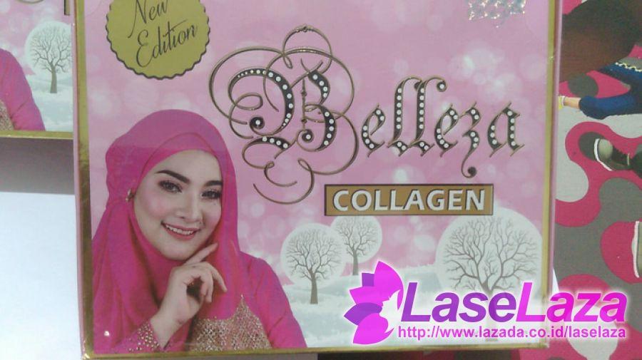 belleza collagen BY SOFIEYA BEAUTY pemutih dan burst up original 100% Paket Perawatan dan Perlengkapan Mandi Terbaik