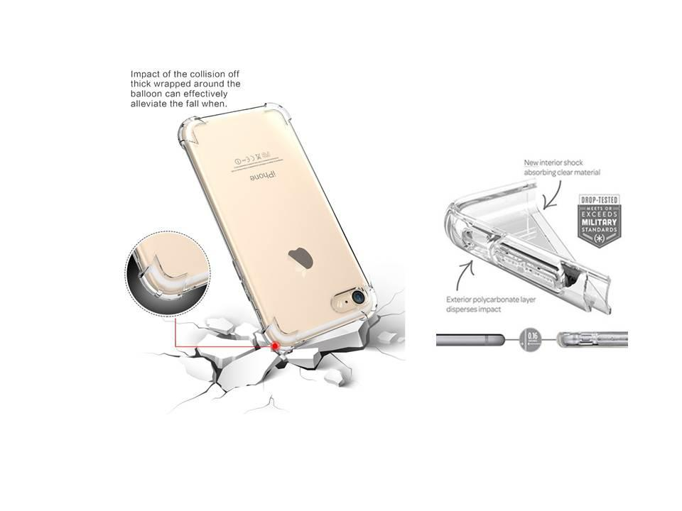 Case Executive Softcase Anti Shock / Anti Crack Caseology for IPHONE 6 PLUS - Bening