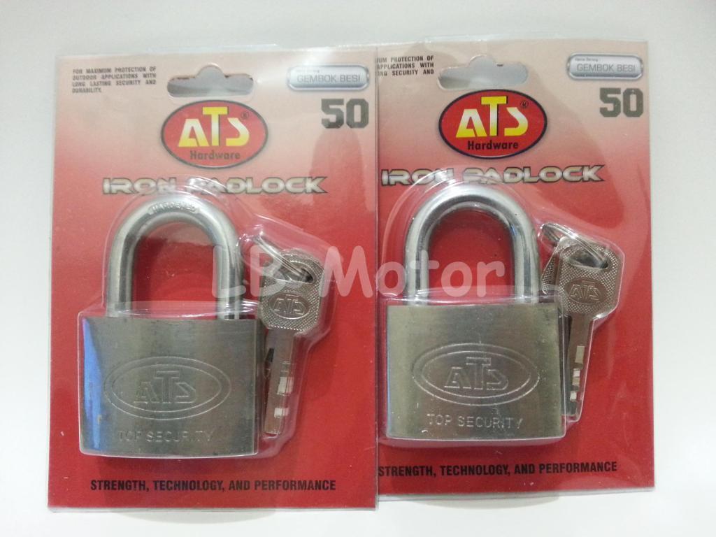 Kunci Gembok ATS 50