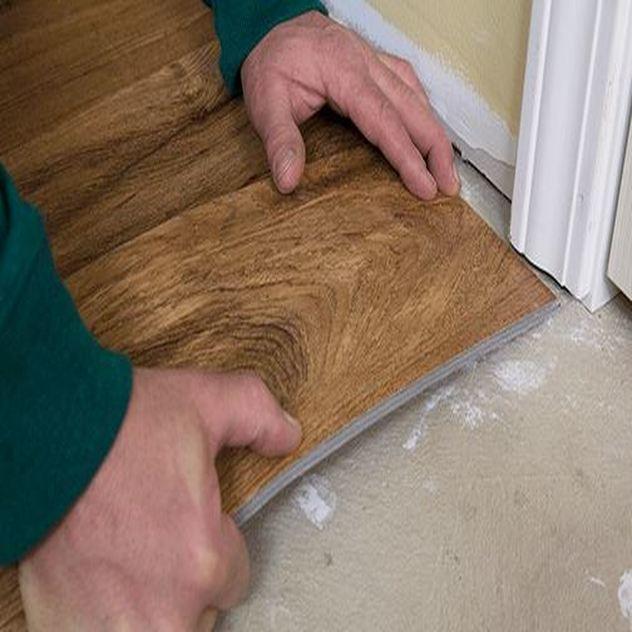 Jual lantai kayu Jati all grade