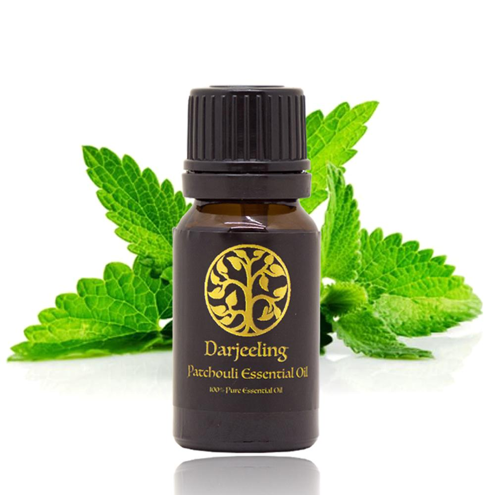 Patchouli Essential Oil / Minyak Nilam 100% Alami - 10ml