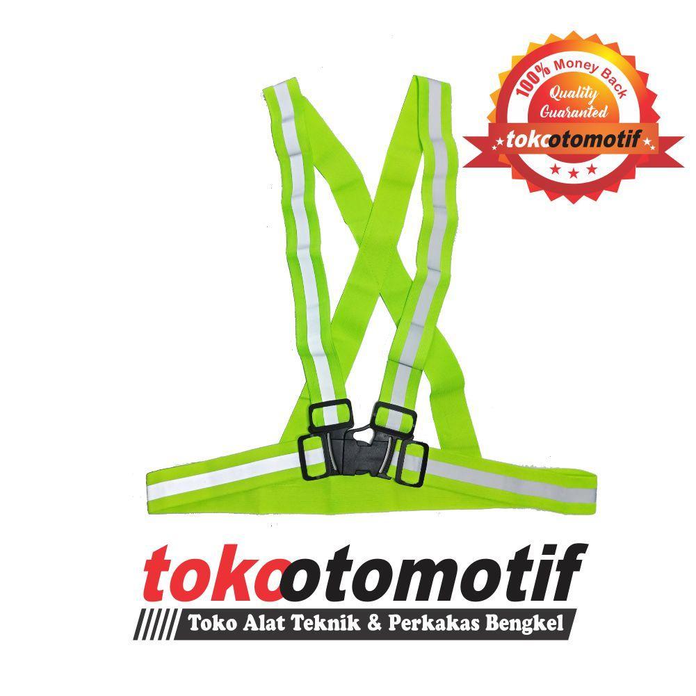 Kelebihan Best Seller Rompi V Gesper Kombinasi Hijau Scotlight Jala Jaring Safety Vest Scoth X Proyek List Orange Karet Viva Model Murah