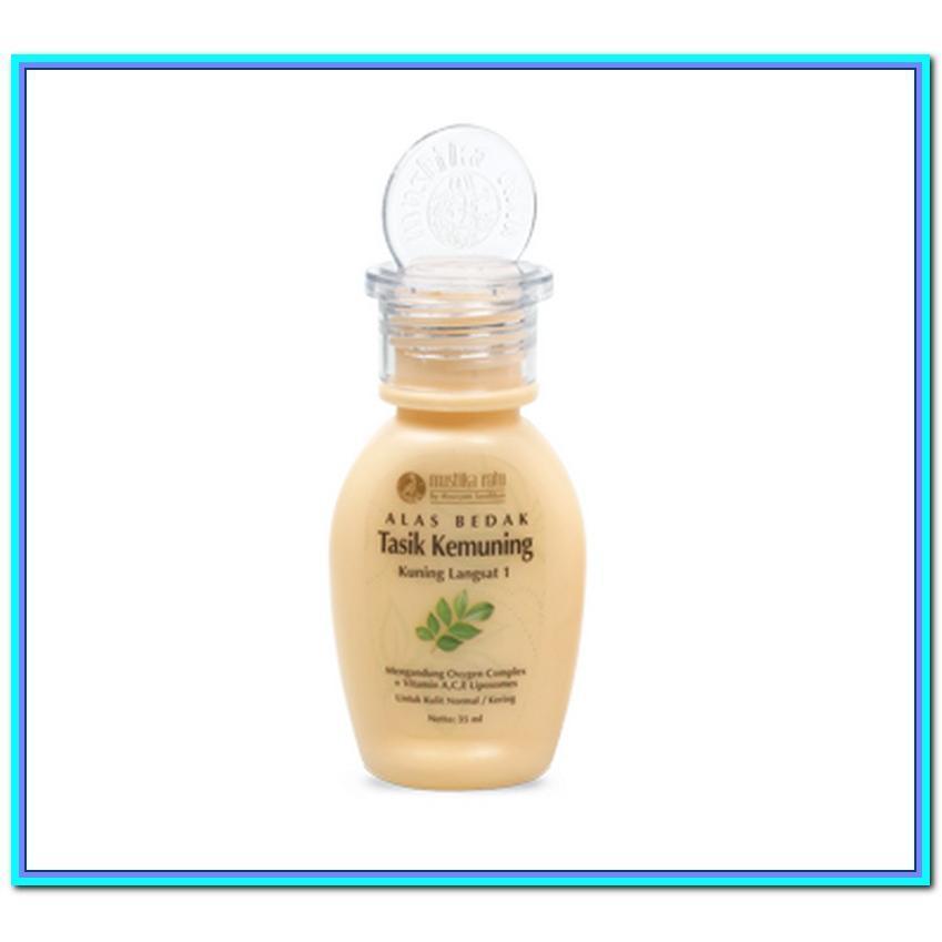 Mustika Ratu Alas Bedak Tasik Kemuning Kuning Langsat 35 ml - Kulit Normal / Kering