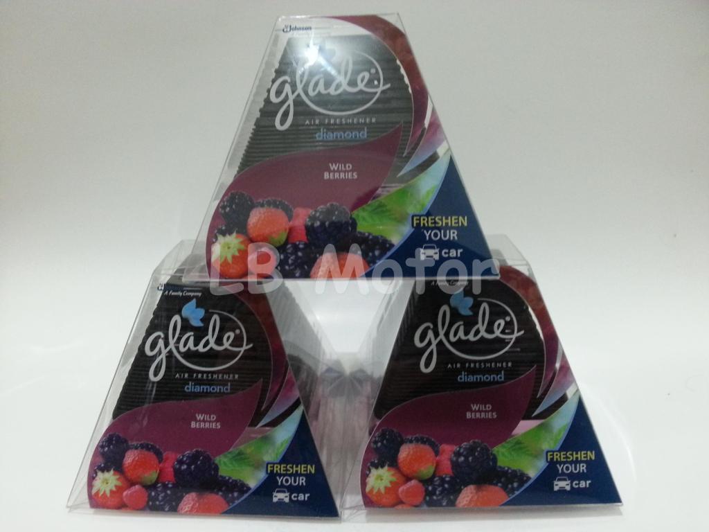Kelebihan Glade Diamond Lemon New Reg 80 Ml Terkini Daftar Harga Twin Pack Matic Spray Refill Lavender 146gr Pewangi Pengharum Parfum Wild Berries 80ml