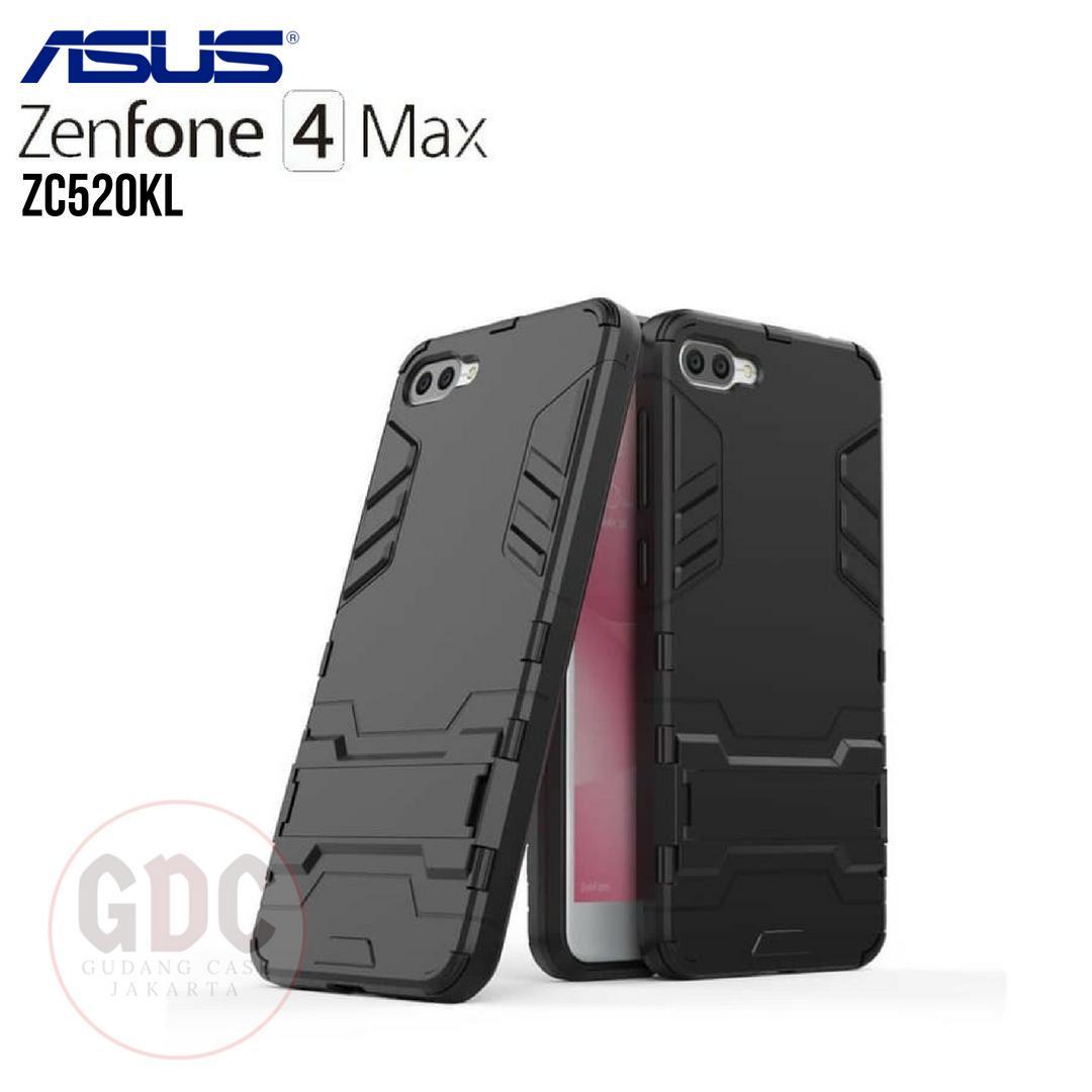 ... Moto E3 Power BAEMOE3P1417. Source · Asus Zenfone 4 Max ZC520KL Case Ironman Hybrid With Kick Stand - Hitam