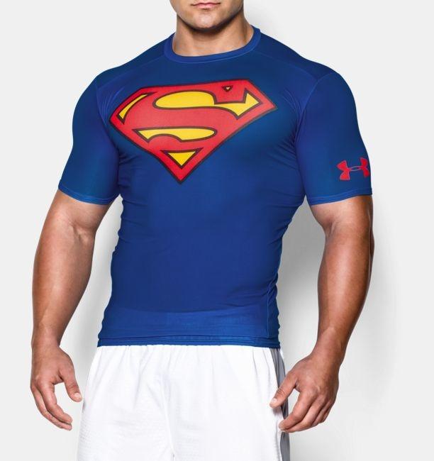 Under Armour Alter Ego Superman - pmKmgn
