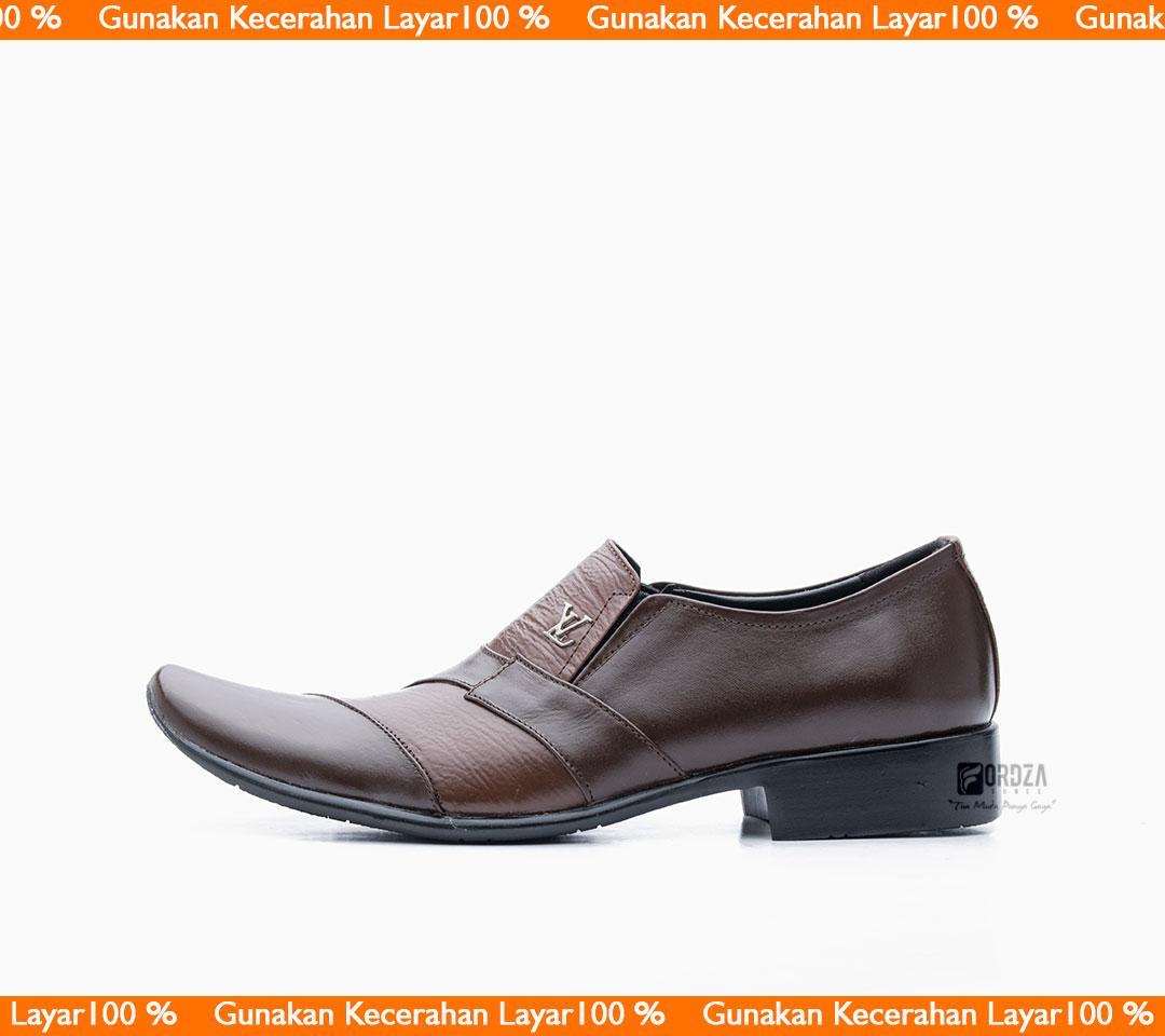 Fitur Sepatu Pantofel Formal Pria Kulit Asli Termurah 902 Ck Pantopel Cevany Veil 3