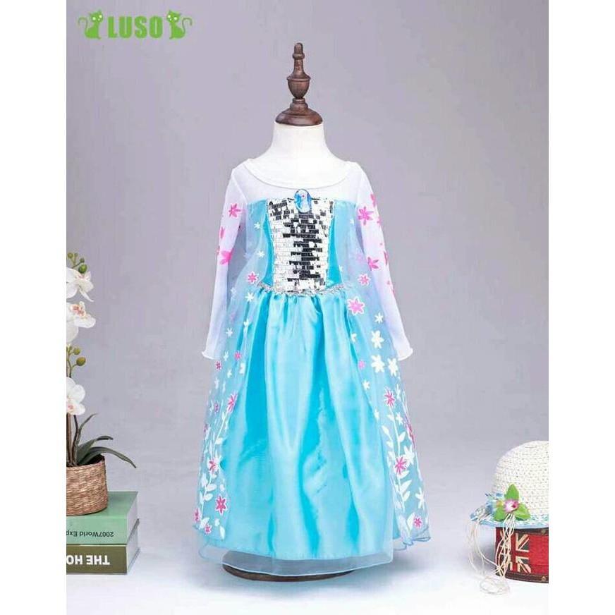 Baju Gaun Harian Anak Rina Grow Rina Gown Dress Clothes Child Girl Multicolor Source Jual Dress