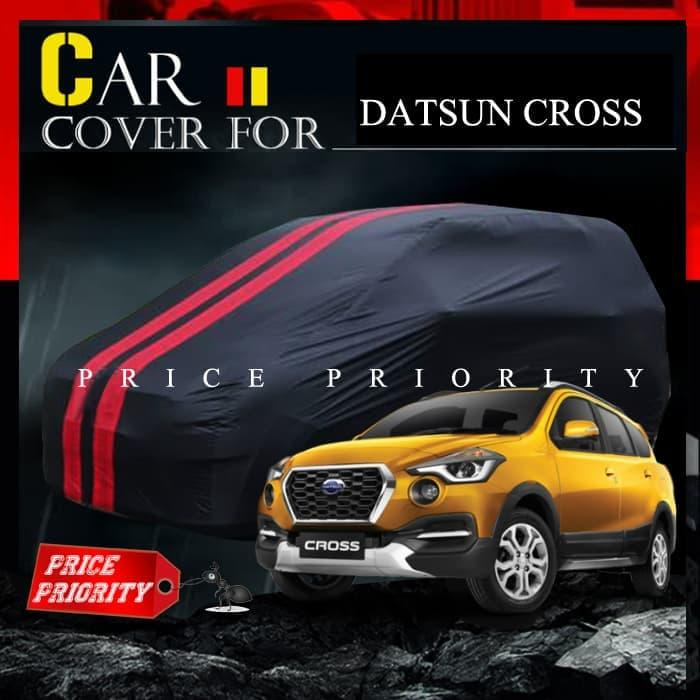 Body Cover / Sarung Mobil DATSUN CROSS / Cover Mobil Warna .