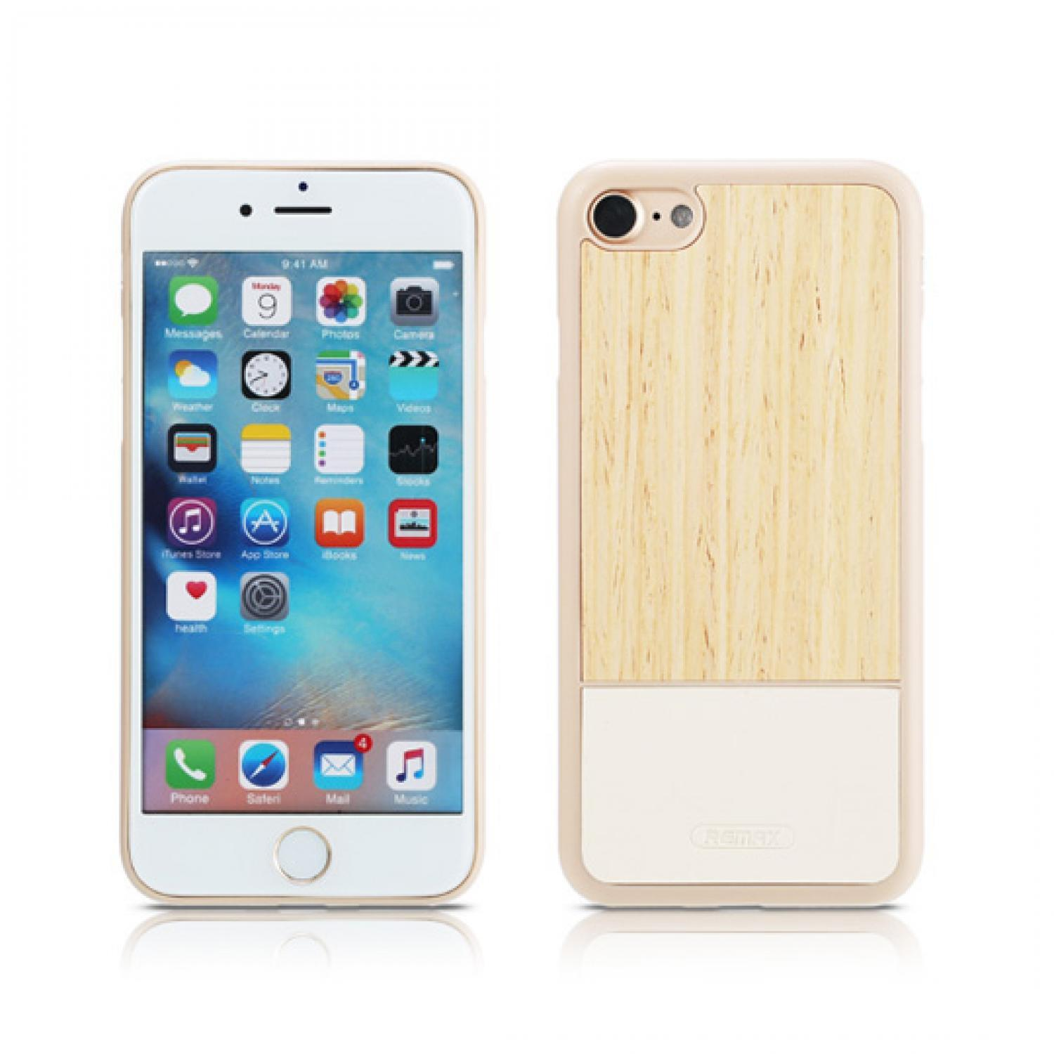 Remax Boundless Series Protective Case for iPhone 7 8 Casing HP Murah Terbaru