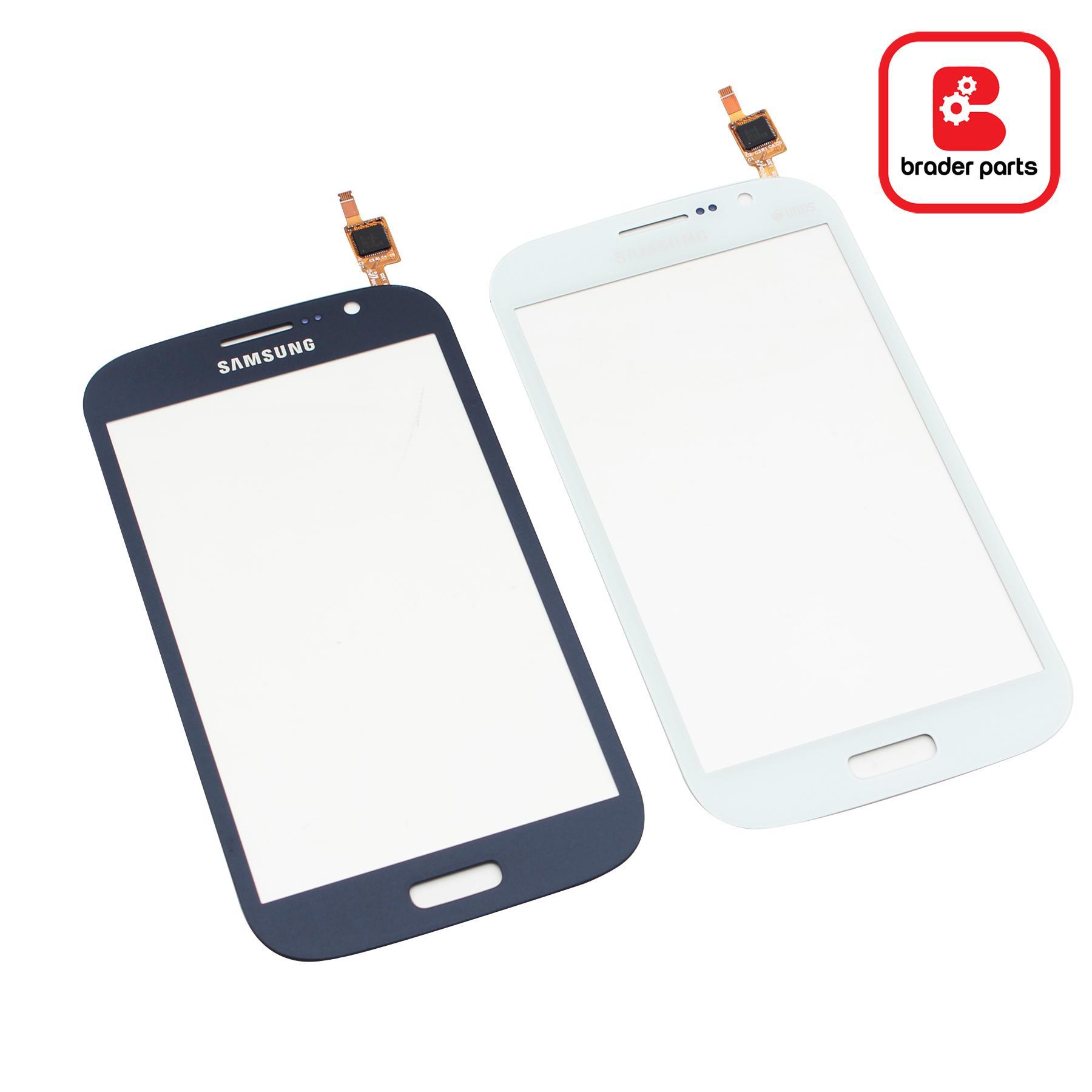 Suku Cadang Handphone Samsung Ts Monitor Touchscreen Led Putih Grand Duos I9082 I9080