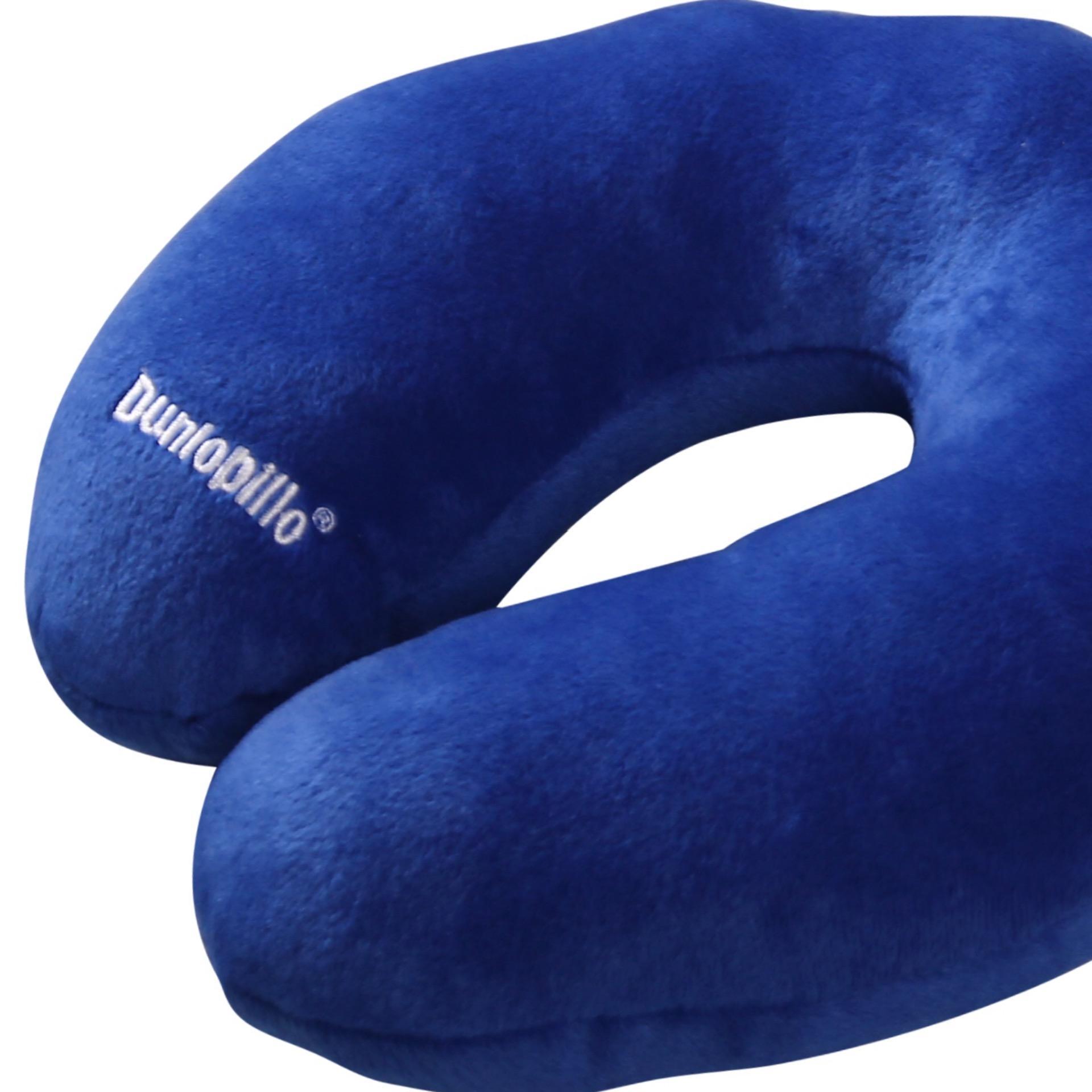 ... Dunlopillo Microlatex U neck Travel Pillow - 3 ...