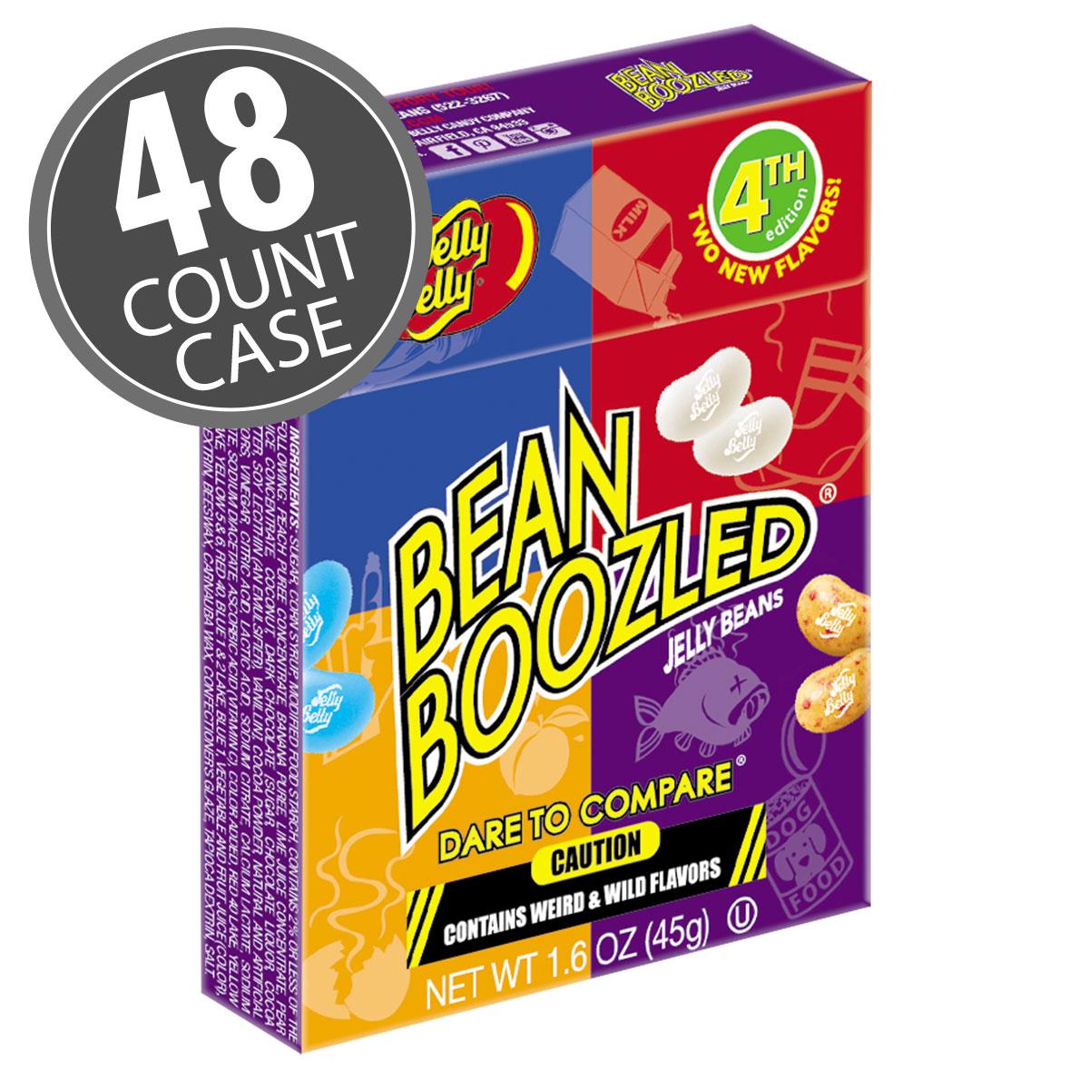 Jelly Belly Bean Boozled 4th Edition New 1 Pack Gratis Nose Up Noseup Pemancung Hidung Spesifikasi Dari Clipper Alat Buah