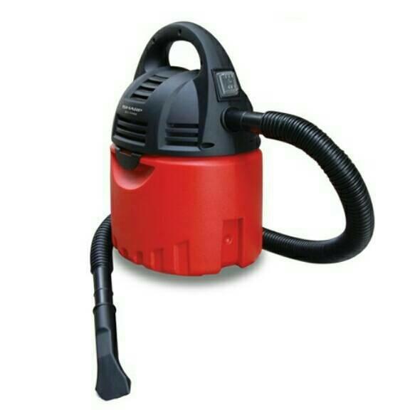 Vacuum Cleaner Wet & Dry Sharp EC-CW60 / Vacum Vakum ECCW60-Garansi Resmi SHARP