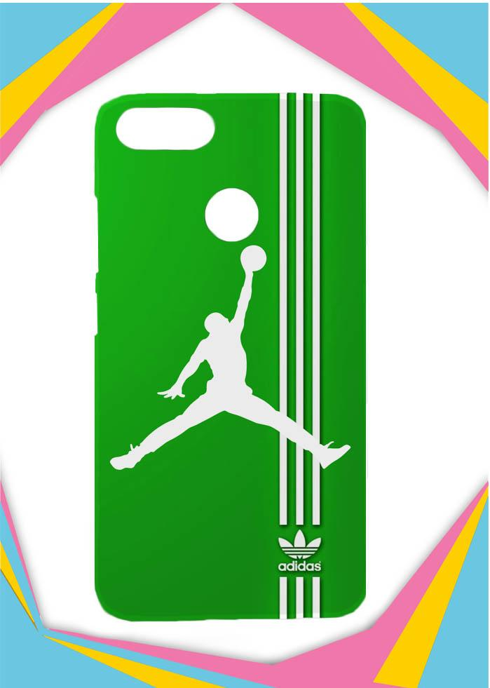 Casing Xiaomi MI5X Custom Hardcase Adidas Logo Air Jordan X3125 Case Cover