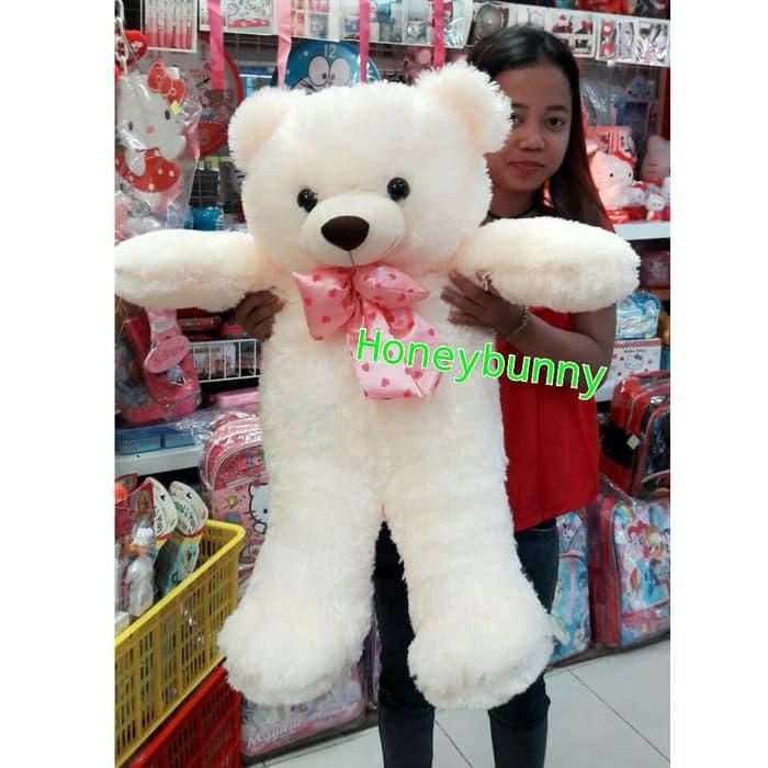 Fitur Best Seller!!! Boneka Teddy Bear Beruang Besar Harga Termurah ... a5895e67f0