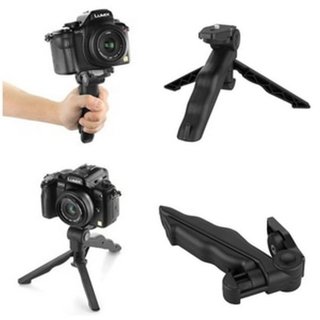 2 in 1 Portable Mini Folding Hand Monopod Stand Tripod DSLR Camera PROMO MURAH !!!