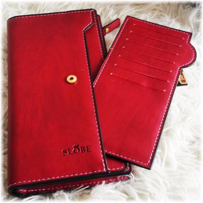 Ayako Fashion Slobe D1029 Wallet Tan - Daftar Harga terbaik 67fedfbe5a