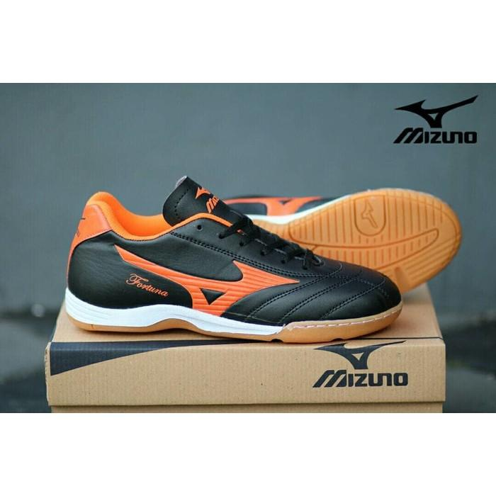 Sepatu Bandung Produk Sporty Pria Murah Sneakers Kets Cowok Mizuno Futsal