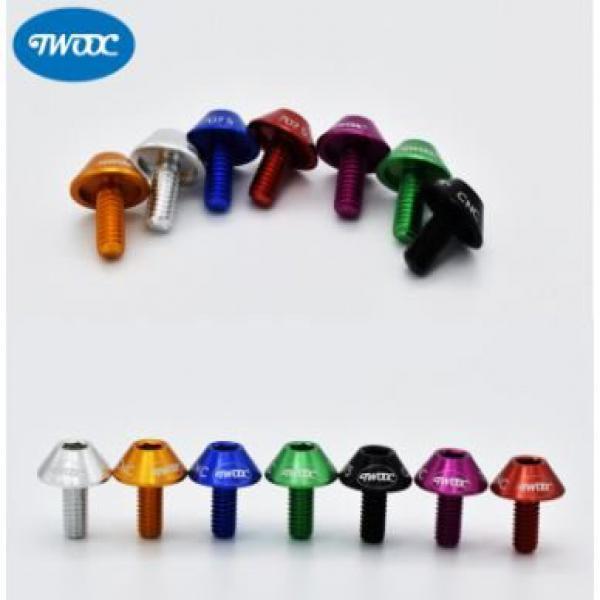 Twooc Bolt For Bottle Cage - Baut Tempat Botol Minum Sepeda MTB Road Bike Sepeda Lipat Dahon FnHon Polygon United DLL