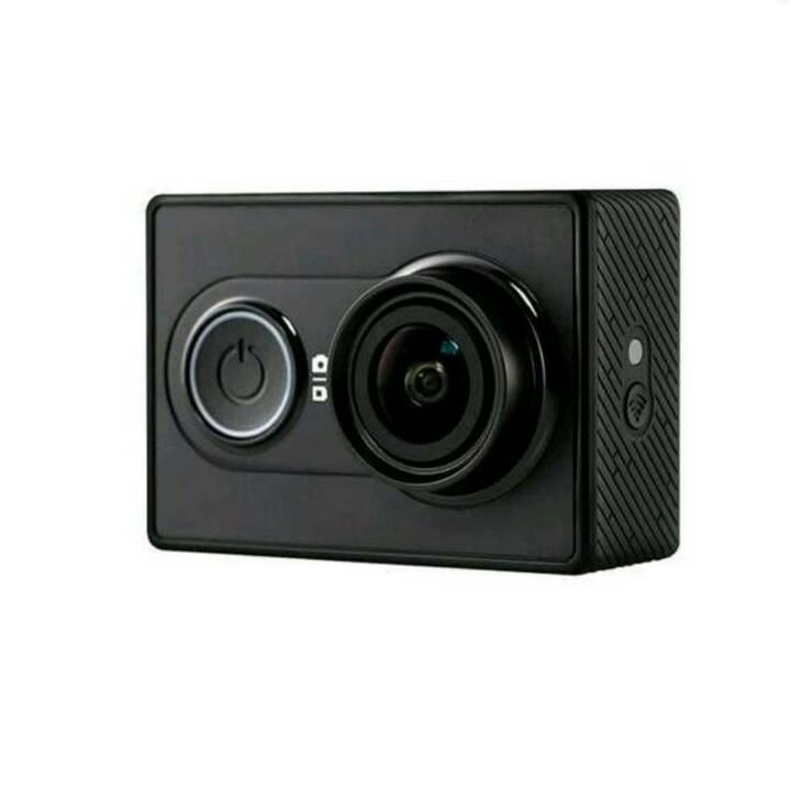 Camera Xiaomi yi Internasional 16MP Plus black edition