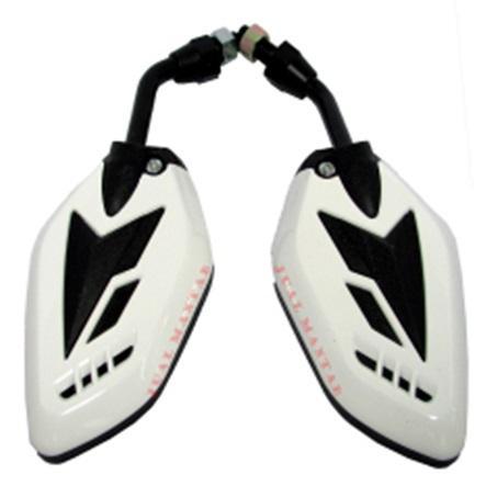 Mpx Spion Motor Terano Khusus YAMAHA - Putih / White