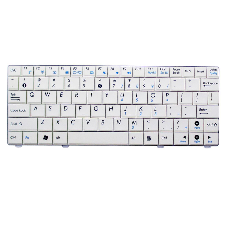 Jual Keyboard Laptop Notebook Asus Eee Pc 1015 1016 1018 X101 Hitam High Quality 1015b 1015bx 1015cx 1015p 1015t 1015e 900ha T91