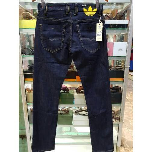 Celana Jeans Adidas Slimfit / Celana Adidas Panjang Pria - P156qr