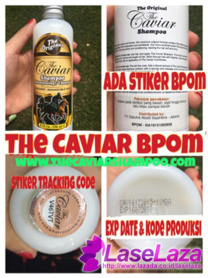 CAVIAR SHAMPOO - SHAMPO KUDA - THE CAVIAR SHAMPOO Shampoo  - PROMO Murah