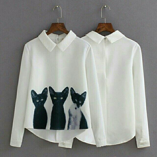 Shoplous kemeja kerja Wanita/ blouse Wanita/ Baju couple/Baju kerja murah /kemeja lengan panjang