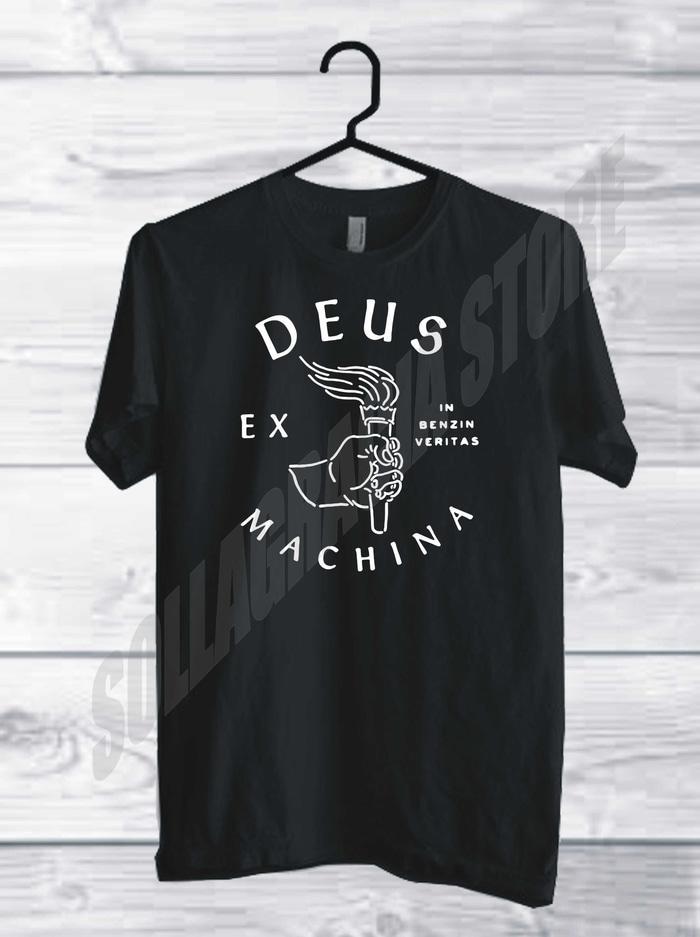 DEUS EX MACHINA KAOS NEW