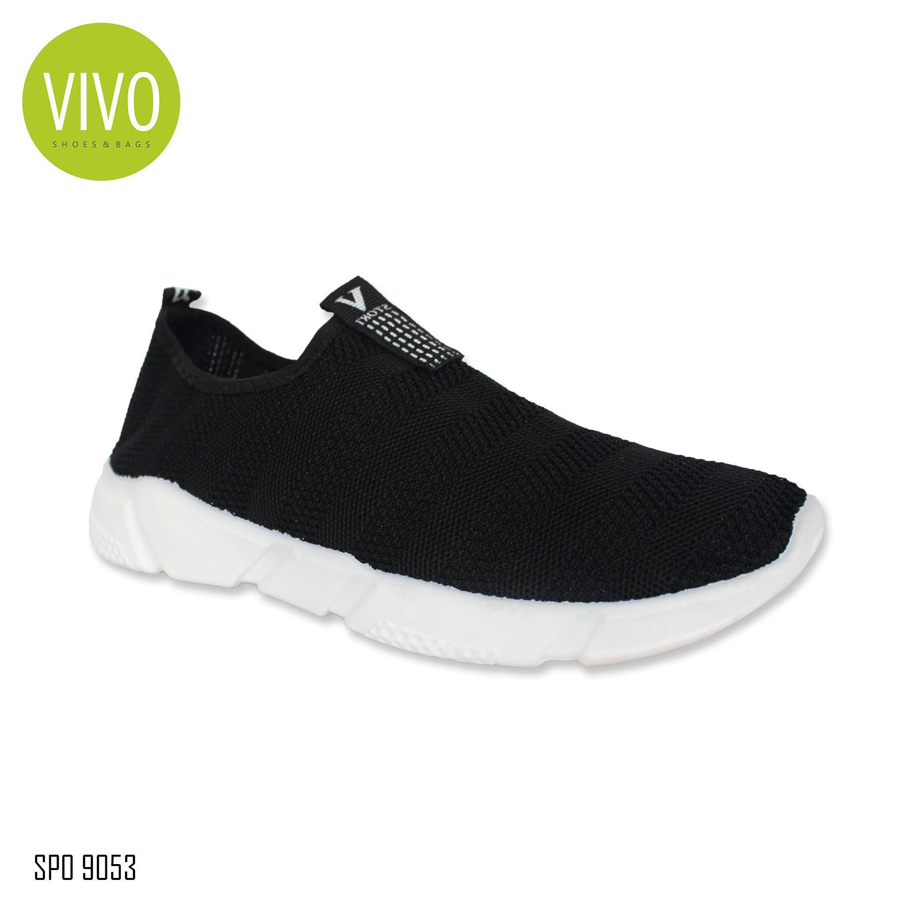 Vivo Fashion Sepatu Casual Pria/Sepatu Slip On Pria/Sepatu Sneakers Pria SP09053 -