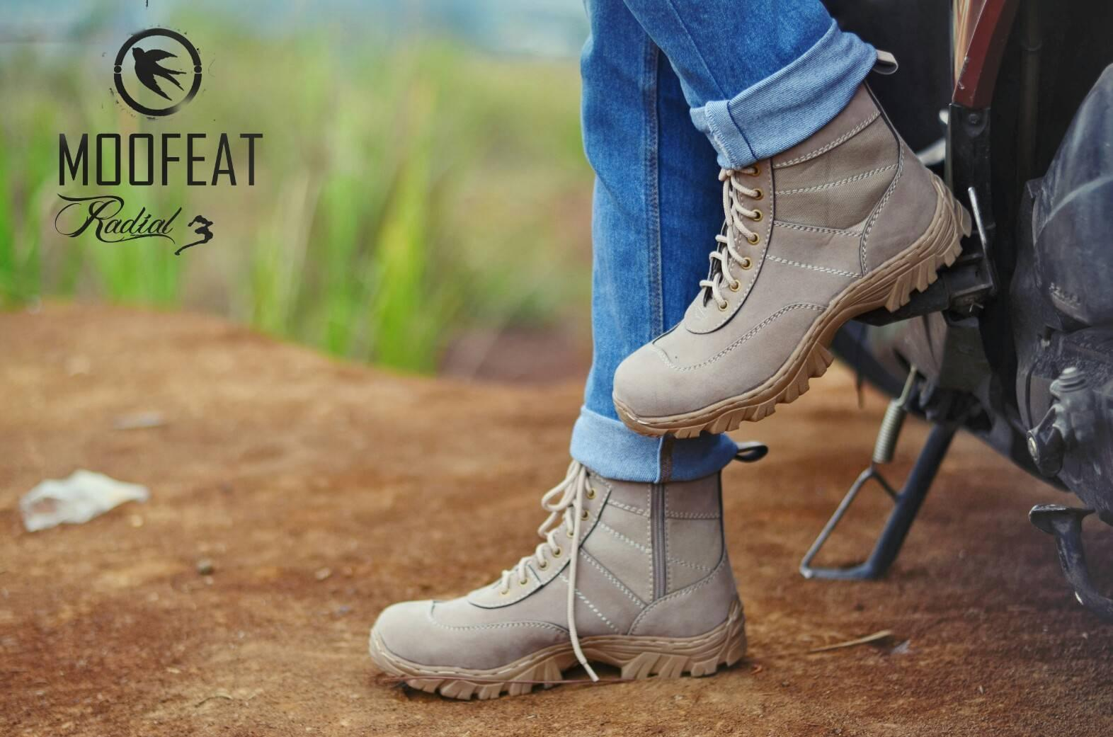 Sepatu Formal / Sepatu Casual Boot Safety Tactical Radial 3 Safety - 3 .