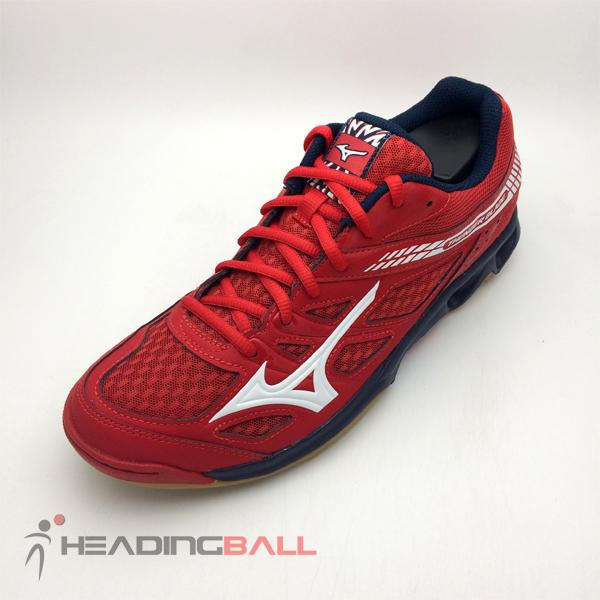 Sepatu Volley Mizuno Original Thunder Blade Mars Red V1GA177007 BNIB