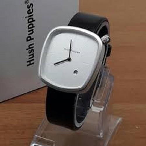 Jam Tangan Wanita.Hush.Puppies Square Shaped - Women Watches - Hitam-kotak
