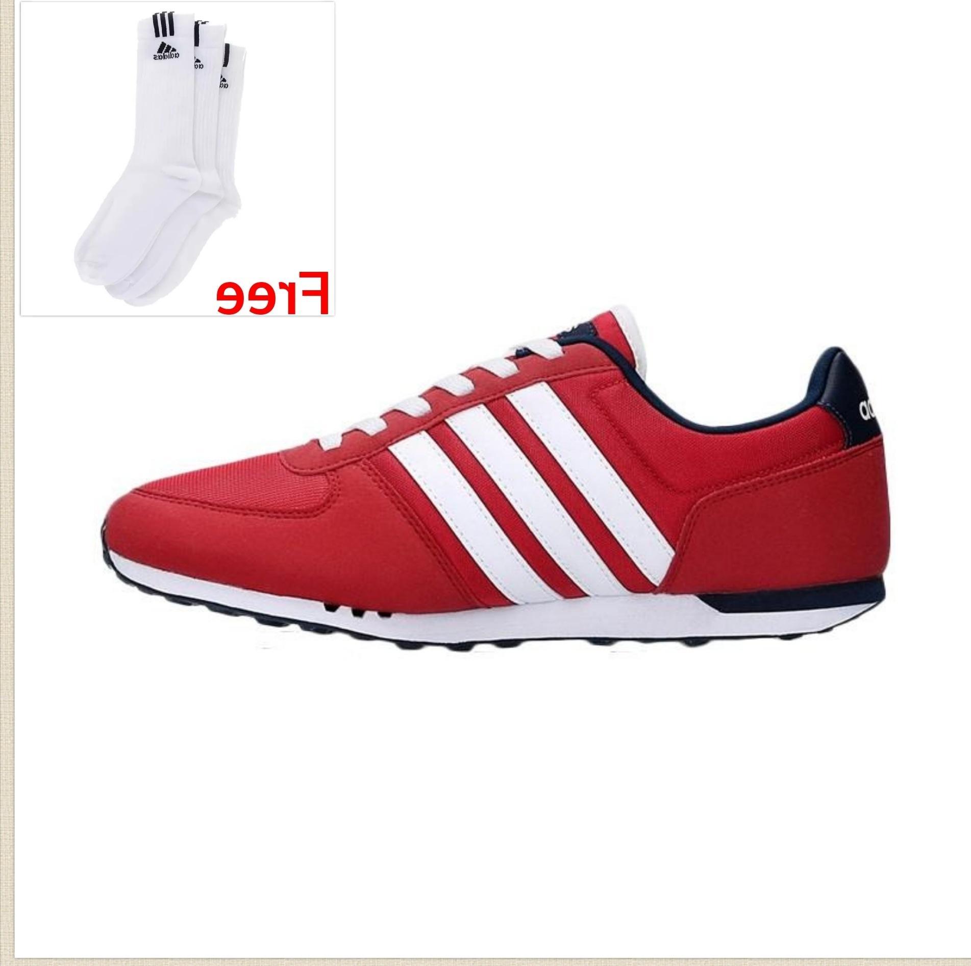 Adidas Neo Cityracer CT - Merah
