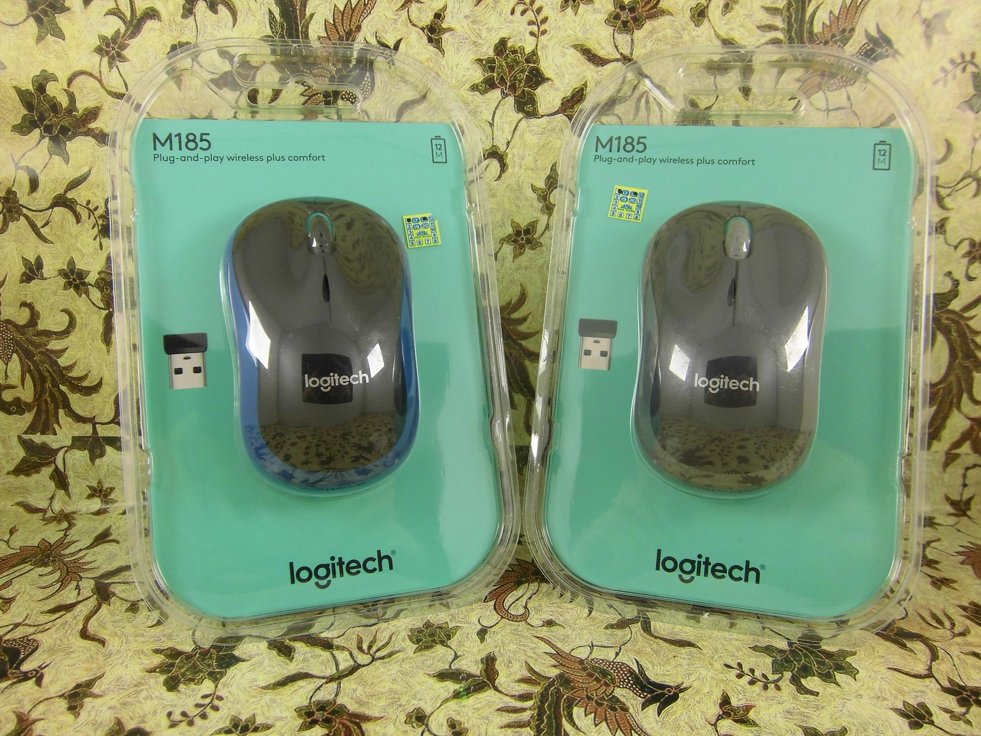 Buy Sell Cheapest Logitech M Best Quality Product Deals Mouse Wireless M170 Ori 185