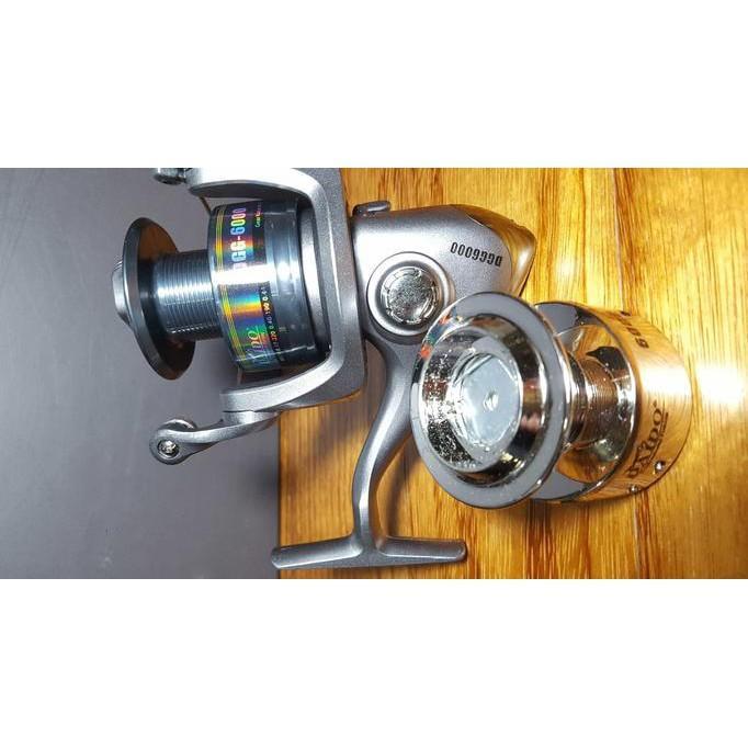 Reel Daido Kingkong Dgg-6000 Gratis Spool - Kjsfhia