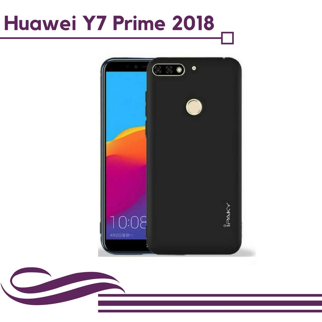 Case Huawei Y7 Prime 2018 Ipaky Super Slim Hybrid