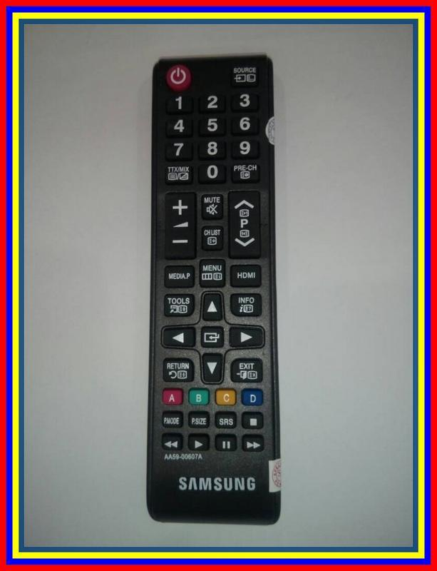 Remot Remote TV LCD LED Samsung Aa5900607A KW
