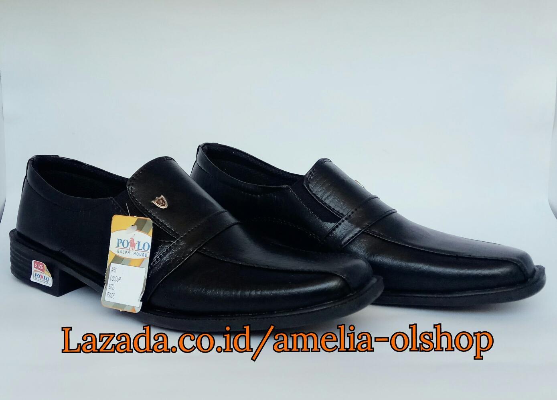 ... Amelia Olshop - Sepatu Pantofel Pria   Sepatu Pria   Sepatu Kerja    Sepatu Kantor   9fce8a31d5