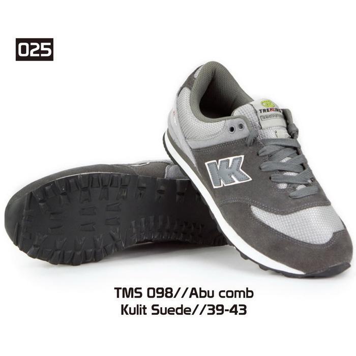 Sepatu Santai Pria Asli Cibaduyut Murah / Sepatu Kulit Outdoor Keren