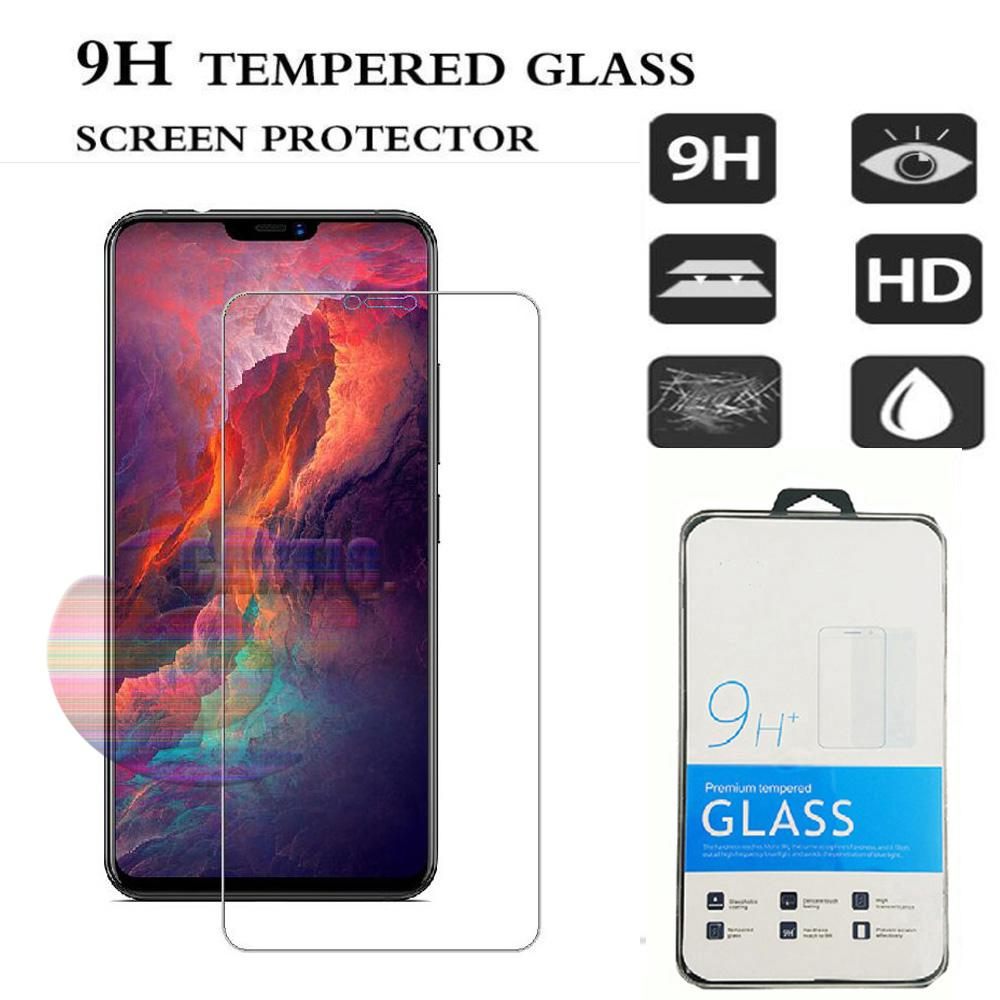 Tempered Glass Oppo F7 Ukuran 6,23 Inch Temper Anti Gores Kaca 9H / Pelindung Layar / Temper Oppo F7 / Screen Guard / Screen Protection / Anti Gores Kaca Oppo F7 / Temper Kaca - Transparant