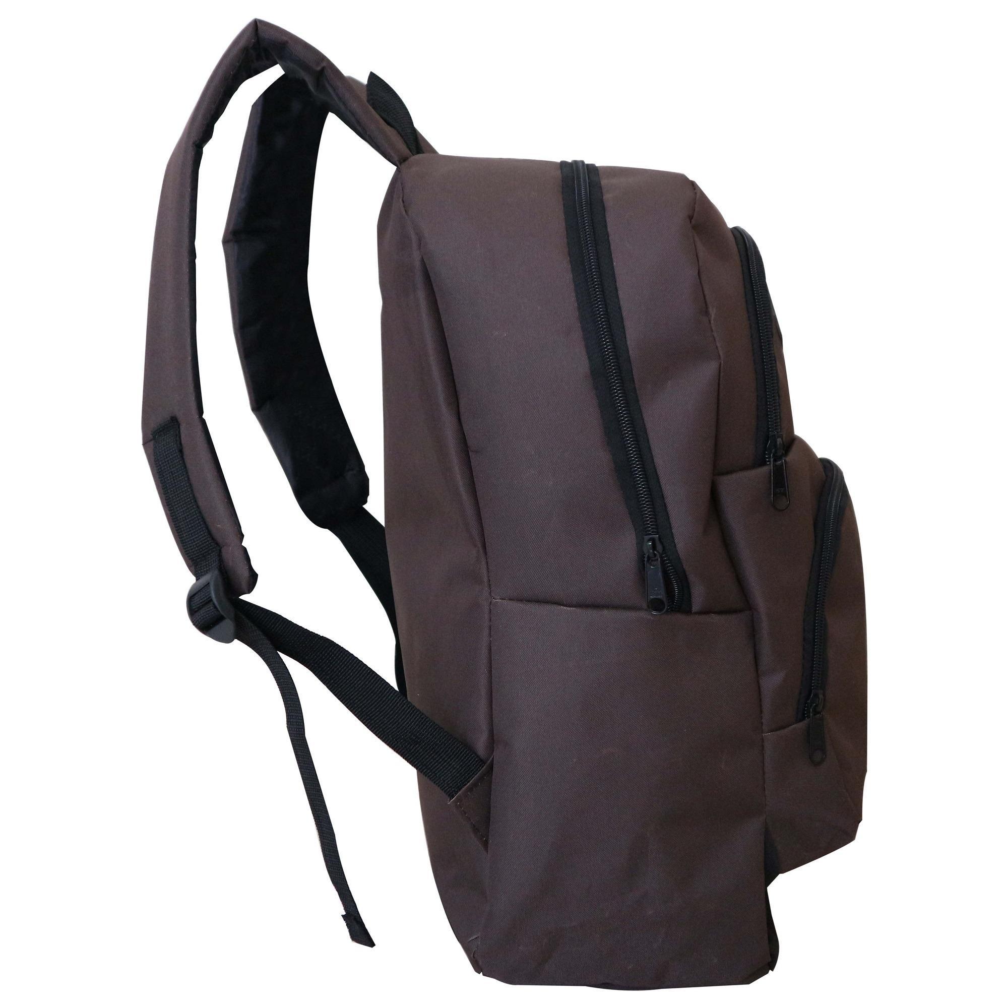 ... Tas Ransel Distro Backpack Pria Wanita Tas Travelling - 5