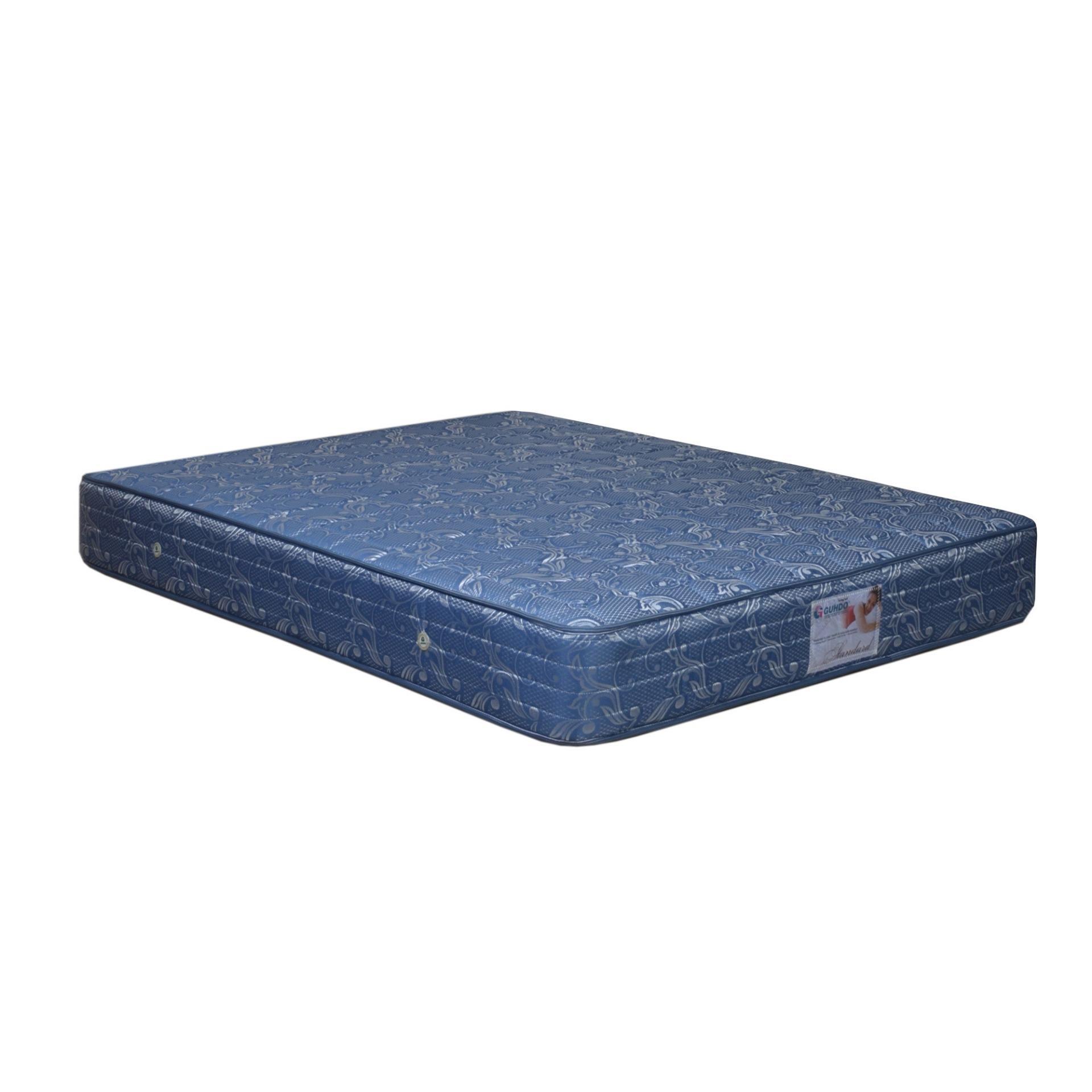 Guhdo Springbed New Prima Size 160 x 200 Ketebalan 25 Cm - Mattress Only - Biru - Khusus Jabodetabek
