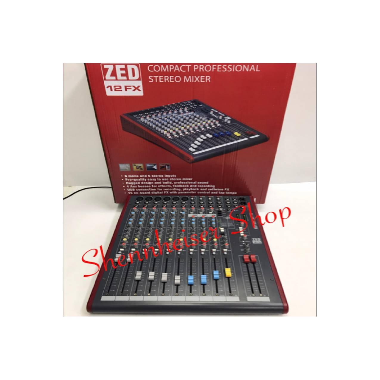 Mixer Allen&Heath Zed 12 Fx