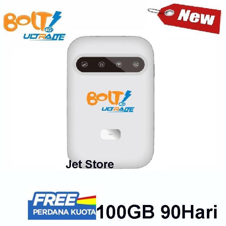 Bolt Juno Mobile WIFI Modem 4G LTE