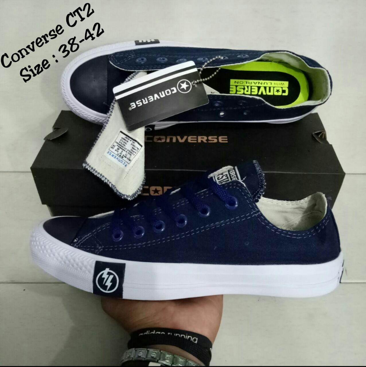 Converse CT Low new series Navy